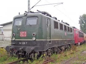 DB | 141 228-7 | Museum Darmstadt-Kranichstein | 17.09.2005 | (c) Uli Kutting