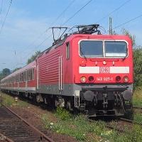 BR 143 / 243 - DB AG / DR