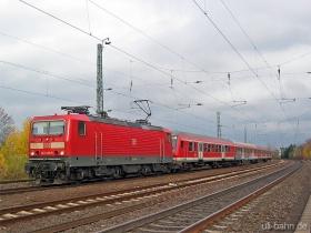 DB | 143 009-9 | Ingelheim | 22.11.2006 | (c) Uli Kutting