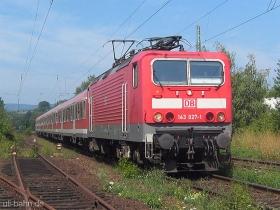 DB | 143 027-1 | Wiesbaden-Biebrich | 7.08.2006 | (c) Uli Kutting