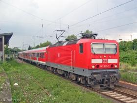 DB | 143 029-7 | Wiesbaden-Schierstein | 3.08.2006 | (c) Uli Kutting
