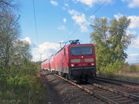 DB | 143 031-3 | Ingelheim | 9.11.2006 | (c) Uli Kutting