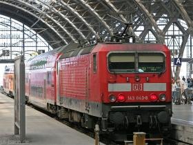 DB | 143 043-8 | Leipzig Hbf | 23.08.2008 | (c) Uli Kutting