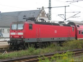 DB | 143 053-7 | Eisenach | 11.08.2006 | (c) Uli Kutting