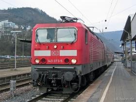 DB | 143 073-5 | Bingen Hbf | 11.08.2006 | (c) Uli Kutting