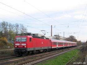 DB | 143 104-8 | Wiesbaden-Schierstein | 20.11.2006 | (c) Uli Kutting