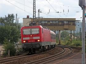 DB | 143 125-3 | Oberlahnstein | 17.08.2007 | (c) Uli Kutting