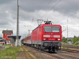 DB | 143 129-5 | Ingelheim | 30.05.2006 | (c) Uli Kutting