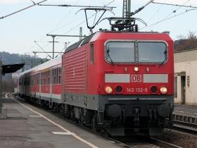 DB | 143 132-9 | Oberlahnstein | 10.03.2010 | (c) Uli Kutting