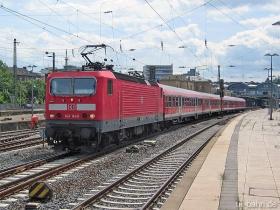 DB | 143 141-0 | Mainz Hbf | 28.05.2006 | (c) Uli Kutting