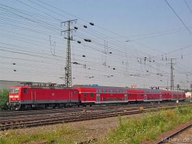 DB | 143 147-7 | Koblenz-Lützel | 27.07.2006 | (c) Uli Kutting