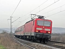 DB | 143 147-7 | Gau-Algesheim | 14.02.2007 | (c) Uli Kutting