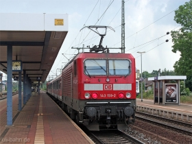 DB | 143 159-2 | Gotha | 09.06.2007 | (c) Uli Kutting