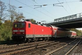 DB | 143 166 | Bischofsheim | 26.10.2015 | (c) Uli Kutting