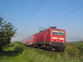 DB | 143 168-3 | Gau-Algesheim | 21.09.2006 | (c) Uli Kutting