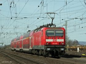 DB | 143 168-3 | Koblenz-Lützel | 11.03.2017 | (c) Uli Kutting