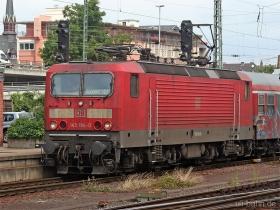 DB   143 184-0   Koblenz Hbf   11.07.2007   (c) Uli Kutting