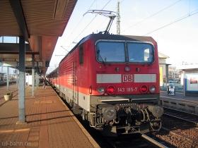 DB   143 185-7   Gotha   2.12.2006   (c) Uli Kutting
