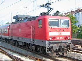 DB   143 197-2   Mainz Hbf   23.08.2006   (c) Uli Kutting