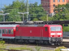 DB   143 198-0   Wiesbaden-Ost   23.08.2006   (c) Uli Kutting