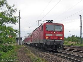 DB   143 216-0   RB 23319   Ingelheim   31.05.2006   (c) Uli Kutting