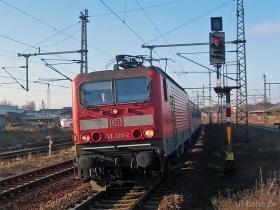 DB   143 220-2   Gotha    26.12.2006   (c) Uli Kutting