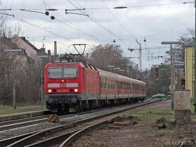 DB   143 228-5   Wiesbaden-Biebrich    2.03.2007   (c) Uli Kutting