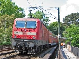 DB   143 263-2   Mainz    24.05.2006   (c) Uli Kutting