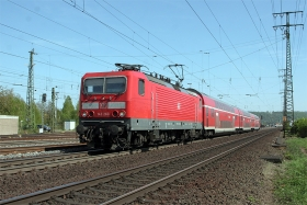 DB   143 263-2   Koblenz-Lützel    24.04.2015   (c) Uli Kutting
