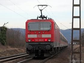 DB   143 269-9   Osterspai   22.01.2009   (c) Uli Kutting