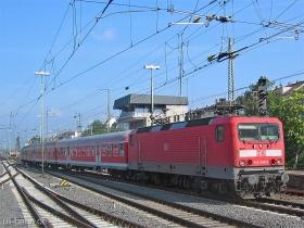 DB   143 280-6   Mainz Hbf   23.08.2006   (c) Uli Kutting