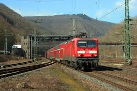 DB   143 280-6   Bingerbrück   12.03.2015   (c) Uli Kutting