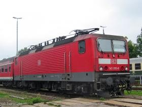 DB   143 293-9   Eisenach   11.08.2006   (c) Uli Kutting