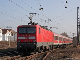 DB   143 313-5   Wiesbaden-Biebrich   -   (c) Uli Kutting