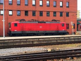 DB   143 366-3   Koblenz Hbf   8.03.2015   (c) Uli Kutting