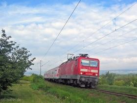 DB | 143 568-4 | Gau-Algesheim | 3.08.2006 | (c) Uli Kutting