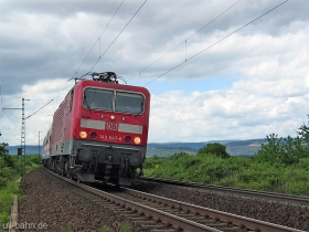 DB | 143 647-6 | Gau-Algesheim | 23.05.2006 | (c) Uli Kutting