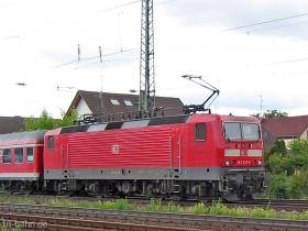 DB | 143 647-6 | Gau-Algesheim | 30.05.2006 | (c) Uli Kutting