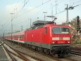 DB | 143 653-4 | Mainz Hbf | 27.11.2006 | (c) Uli Kutting