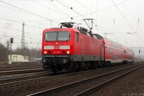 DB | 143 661-7 | Koblenz-Lützel | 17.02.2015 | (c) Uli Kutting