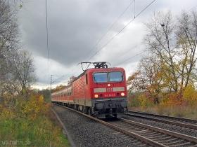 DB | 143 822-5 | Ingelheim | 21.11.2006 | (c) Uli Kutting