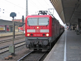 DB | 143 822-5 | Koblenz Hbf | 26.01.2007 | (c) Uli Kutting