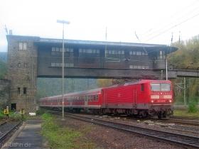 DB | 143 825-8 | Bingerbrück | 25.10.2006 | (c) Uli Kutting