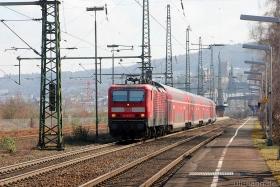 DB   143 825-8   Bingerbrück   12.03.2015   (c) Uli Kutting