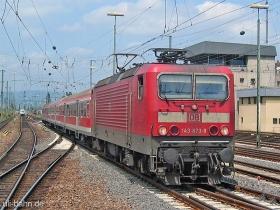 DB   143 873-8   Mainz Hbf   28.06.2006   (c) Uli Kutting
