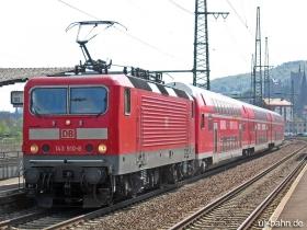 DB   143 910-8   Bingen Hbf   2.05.2006   (c) Uli Kutting