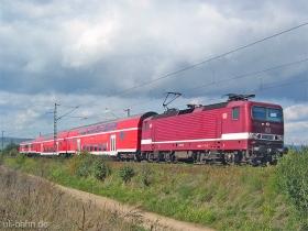 DB   143 910-8   Gau-Algesheim   7.10.2004   (c) Uli Kutting