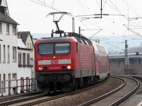 DB | 143 910-8 | Oberlahnstein | - | (c) Uli Kutting