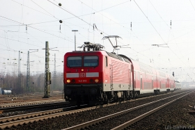 DB   143 910-8   Koblenz-Lützel   28.02.2015   (c) Uli Kutting