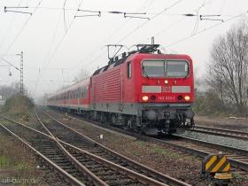 DB   143 923-1   Wiesbaden-Biebrich   15.12.2006   (c) Uli Kutting